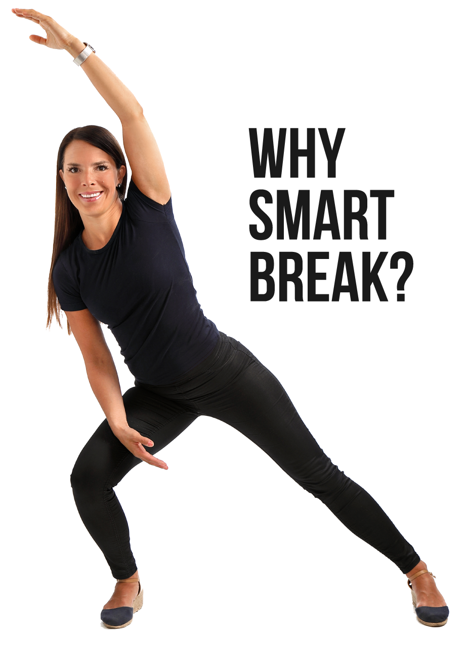 Smart Break - workplace wellness solution